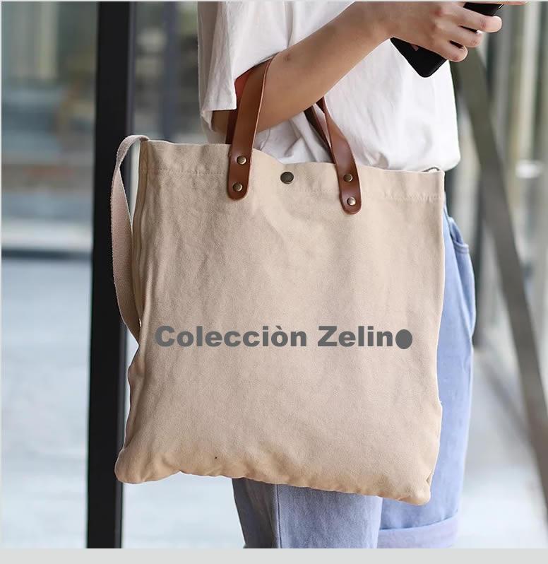 Bolso de tela con cuero,bolsos de tela combinados,bolsas de tela con cuero,bolsas de tela con asas de cuero
